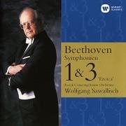 ベートーヴェン:交響曲 第1番、第2番 第3番「英雄」 第8番