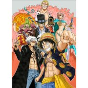 ONE PIECE Log Collection FUJITORA