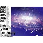 乃木坂46 5th YEAR BIRTHDAY LIVE 2017.2.20-22 SAITAMA SUPER ARENA