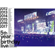 乃木坂46 5th YEAR BIRTHDAY LIVE 2017.2.20-22 SAITAMA SUPER ARENA