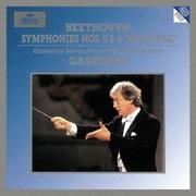ベートーヴェン:交響曲第5番≪運命≫・第6番≪田園≫