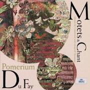 デュファイ:祝典と典礼のためのモテトゥス集 第1晩課のための単旋律聖歌