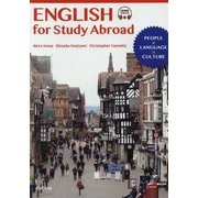 English for Study Abroad PEOPLE×LANGUAGE×CULTURE [単行本]