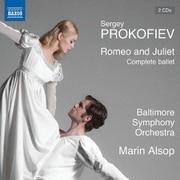 プロコフィエフ:バレエ音楽「ロメオとジュリエット」(全曲)