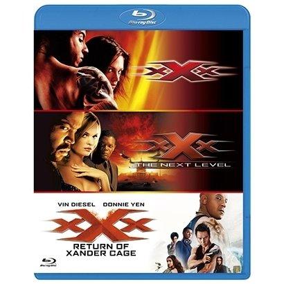 トリプルX ベストバリューBlu-rayセット [Blu-ray Disc]