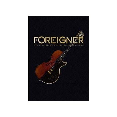 フォリナー/フォリナー ウィズ・21世紀シンフォニー・オーケストラ&コーラス~ライヴ・イン・スイス 2017 [DVD]