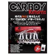 CARBOY Returns(カーボーイ リターンズ) (ヤエスメディアムック553) [ムック・その他]