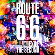 EXILE THE SECOND LIVE TOUR 2017-2018 ROUTE 6・6