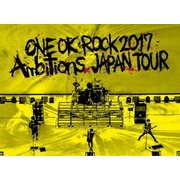 "LIVE Blu-ray 『ONE OK ROCK 2017 ""Ambitions"" JAPAN TOUR』"