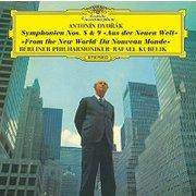 ドヴォルザーク:交響曲第8番・第9番≪新世界より≫