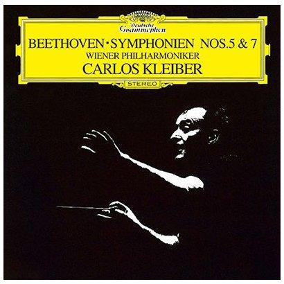 カルロス・クライバー/ベートーヴェン:交響曲第5番≪運命≫・第7番