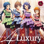 THE IDOLM@STER MILLION THE@TER GENERATION 09 4 Luxury