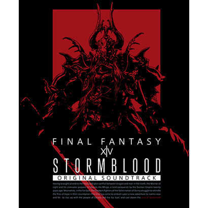 STORMBLOOD:FINAL FANTASY ⅩⅣ Original Soundtrack [Blu-ray Disc]
