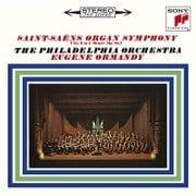 サン=サーンス:交響曲第3番「オルガン付き」 ムソルグスキー:展覧会の絵(1962/66年録音)