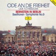 自由への讃歌/バーンスタイン・イン・ベルリン ベートーヴェン:交響曲第9番≪合唱≫