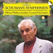 シューマン:交響曲第1番≪春≫・第4番