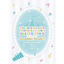THE IDOLM@STER CINDERELLA GIRLS/THE IDOLM@STER CINDERELLA GIRLS 5thLIVE TOUR Serendipity Parade!!!@SAITAMA SUPER ARENA [Blu-ray Disc]
