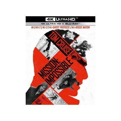 ミッション:インポッシブル 5 ムービー・コレクション [UltraHD Blu-ray]
