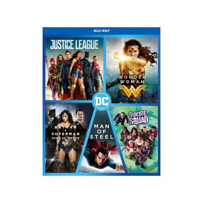 DC 5 フィルムコレクション [Blu-ray Disc]