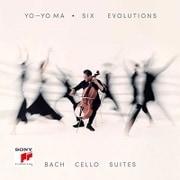 バッハ:無伴奏チェロ組曲(全曲) シックス・エヴォリューションズ