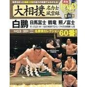 大相撲名力士風雲録 vol.30 [ムック・その他]