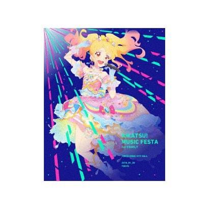 アイカツ!ミュージックフェスタ for ファミリー LIVE Blu-ray [Blu-ray Disc]