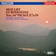 UHQCD DENON Classics BEST モーツァルト:交響曲第38番≪プラハ≫/交響曲第第39番