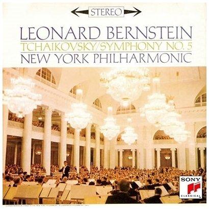 レナード・バーンスタイン/チャイコフスキー:交響曲 第5番 スラヴ行進曲&序曲「1812年」
