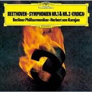 ベートーヴェン:交響曲第1番・第3番≪英雄≫