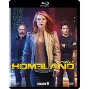 HOMELAND ホームランド シーズン6 SEASONS ブルーレイ・ボックス