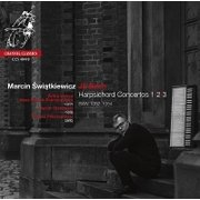 J.S.バッハ:チェンバロ協奏曲集第1番~第3番 [CD]