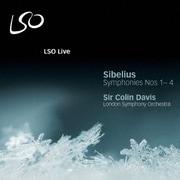 シベリウス:交響曲全集第1集
