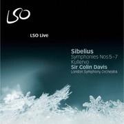 シベリウス:交響曲全集第2集