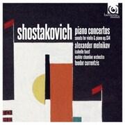 ショスターコヴィチ:ピアノ協奏曲第1番・第2番 ヴァイオリン・ソナタ