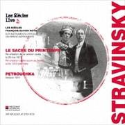 ストラヴィンスキー:春の祭典(1913年初版) ペトルーシュカ(1911年初版)
