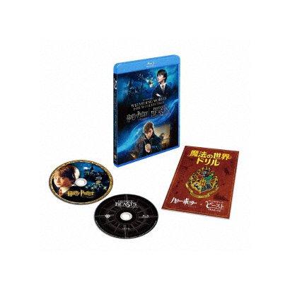 ハリー・ポッターと賢者の石 & ファンタスティック・ビーストと魔法使いの旅 魔法の世界 入学セット [Blu-ray Disc]