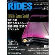 Custom RIDES MAGAZINE 2018年 09月号 [雑誌]