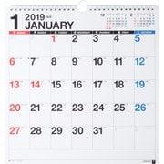 E11 エコカレンダー 2019年 壁掛け A3変型 [ムック・その他]