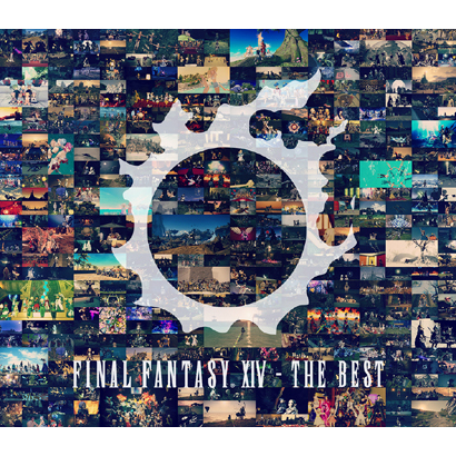 FINAL FANTASY ⅩⅣ - THE BEST [Blu-ray Disc]