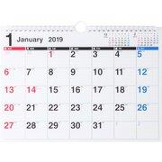 E61 エコカレンダー 2019年 壁掛け A4 [ムック・その他]