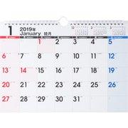 E62 エコカレンダー 2019年 壁掛け A4 [ムック・その他]