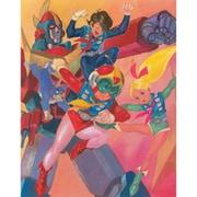 【ヨドバシ限定】無敵超人ザンボット3 Blu-ray BOX [Blu-ray Disc]