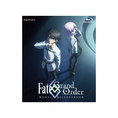 Fate/Grand Order -MOONLIGHT/LOSTROOM- [Blu-ray Disc]