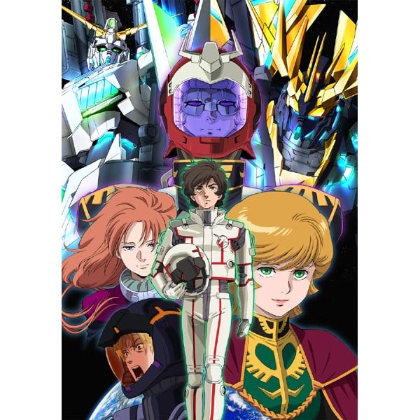 機動戦士ガンダムUC Blu-ray BOX [Blu-ray Disc]