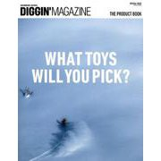 DIGGIN' MAGAZINE SPECIAL ISSUE THE PRODUCT BOOK [ムック・その他]