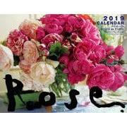 ローズカレンダー パリのバラ 2019 [単行本]