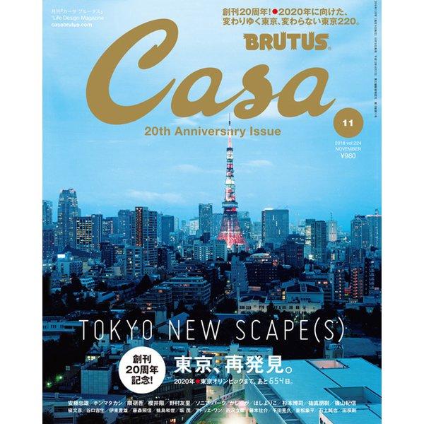 Casa BRUTUS (カーサ ブルータス) 2018年 11月号 [雑誌]