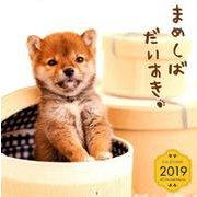 まめしばだいすきカレンダー 2019 [単行本]