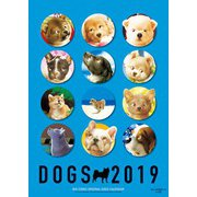 2019年 ビッグコミックオリジナル 村松誠 犬カレンダー (2019カレンダー) [ムック・その他]