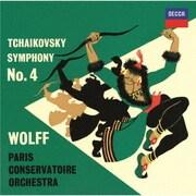 チャイコフスキー:交響曲第4番 ベルリオーズ:序曲≪宗教裁判官≫≪ローマの謝肉祭≫